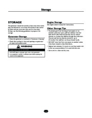 Husqvarna 1365GN Generator Owners Manual, 2003,2004,2005,2006 page 15