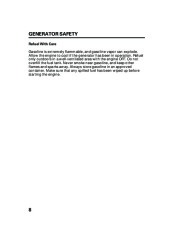 Honda Generator EU2000i Portable Owners Manual page 10