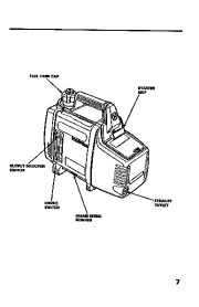 Honda Generator EX350 Owners Manual page 9