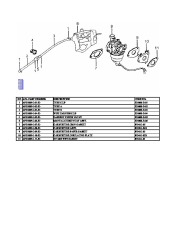 All Power America 6000 APG3009 Generator Shop Part List page 10