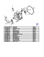 All Power America 6000 APG3009 Generator Shop Part List page 4