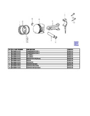 All Power America 6000 APG3009 Generator Shop Part List page 6