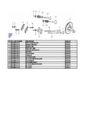 All Power America 6000 APG3009 Generator Shop Part List page 7