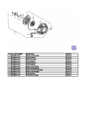 All Power America 6000 APG3009 Generator Shop Part List page 8