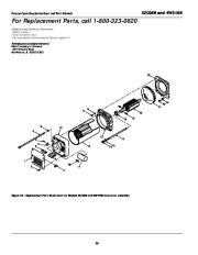 Dayton Diesel Generator 3ZC06B 4W315B Owners Manual page 24