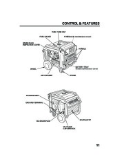 Honda Generator EM5000is EM7000is Owners Manual page 13
