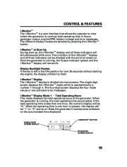 Honda Generator EM5000is EM7000is Owners Manual page 21