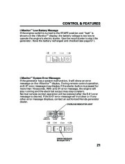 Honda Generator EM5000is EM7000is Owners Manual page 23