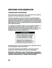 Honda Generator EM5000is EM7000is Owners Manual page 42