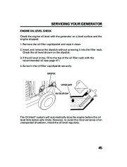 Honda Generator EM5000is EM7000is Owners Manual page 47