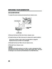 Honda Generator EM5000is EM7000is Owners Manual page 50