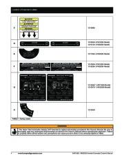 Honeywell HW1000i HW2000i Generator Owners Manual page 10