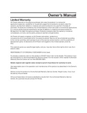 All Power America 10000 APG3090 Generator Owners Manual page 3
