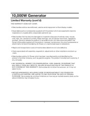 All Power America 10000 APG3090 Generator Owners Manual page 4