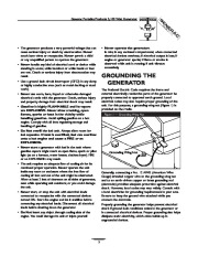 Generac 3100 Generator Owners Manual page 3