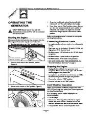 Generac 3100 Generator Owners Manual page 6