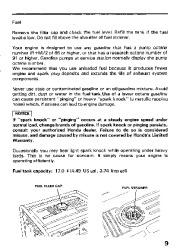 Honda Generator EM3800SX EM5000SX EM6500SX Owners Manual page 11