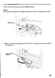 Honda Generator EM3800SX EM5000SX EM6500SX Owners Manual page 15