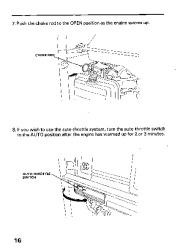 Honda Generator EM3800SX EM5000SX EM6500SX Owners Manual page 18