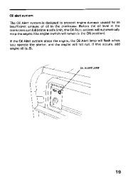 Honda Generator EM3800SX EM5000SX EM6500SX Owners Manual page 21