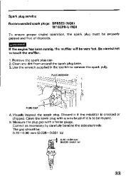 Honda Generator EM3800SX EM5000SX EM6500SX Owners Manual page 35