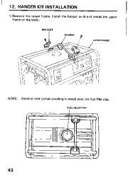 Honda Generator EM3800SX EM5000SX EM6500SX Owners Manual page 44