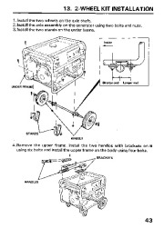 Honda Generator EM3800SX EM5000SX EM6500SX Owners Manual page 45