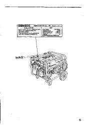 Honda Generator EM3800SX EM5000SX EM6500SX Owners Manual page 7