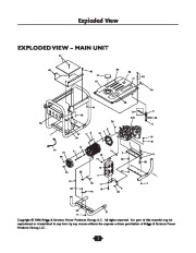 2006 Husqvarna 1365GN Generator Illustrated Parts List, 2006 page 2