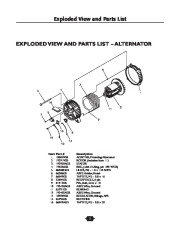 2006 Husqvarna 1365GN Generator Illustrated Parts List, 2006 page 5