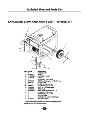 2006 Husqvarna 1365GN Generator Illustrated Parts List, 2006 page 6