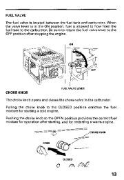 Honda Generator EB11000 Owners Manual page 15