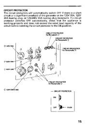 Honda Generator EB11000 Owners Manual page 17