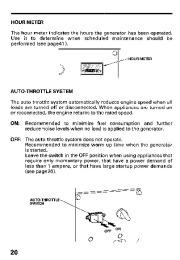 Honda Generator EB11000 Owners Manual page 22