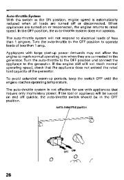 Honda Generator EB11000 Owners Manual page 28