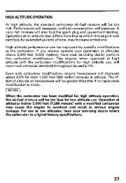 Honda Generator EB11000 Owners Manual page 29