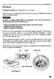 Honda Generator EB11000 Owners Manual page 31