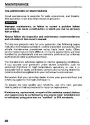 Honda Generator EB11000 Owners Manual page 38