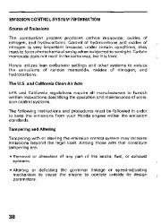 Honda Generator EB11000 Owners Manual page 40