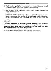 Honda Generator EB11000 Owners Manual page 49