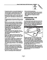 Generac 3500XL Generator Owners Manual page 3