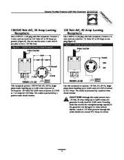 Generac 3500XL Generator Owners Manual page 9