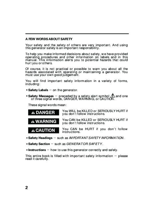 honda 3000 generator owners manual open source user manual u2022 rh dramatic varieties com Honda 800 Generator honda eu1000i generator repair manual