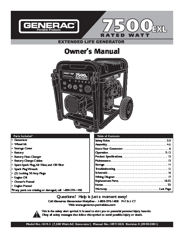 Ebook-1615] generac 5856 generators owners manual | 2019 ebook library.