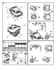Briggs And Stratton 120000 600 625 650 675 Series Generator Owners Manual page 2