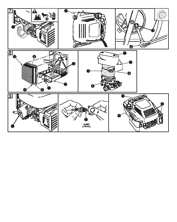 Briggs & stratton the power within 600 series user manual | 20.
