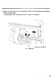 Honda Generator EM1600 Owners Manual page 10