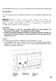 Honda Generator EM1600 Owners Manual page 16