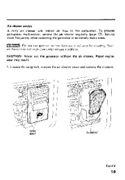 Honda Generator EM1600 Owners Manual page 22
