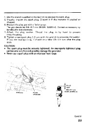 Honda Generator EM1600 Owners Manual page 26